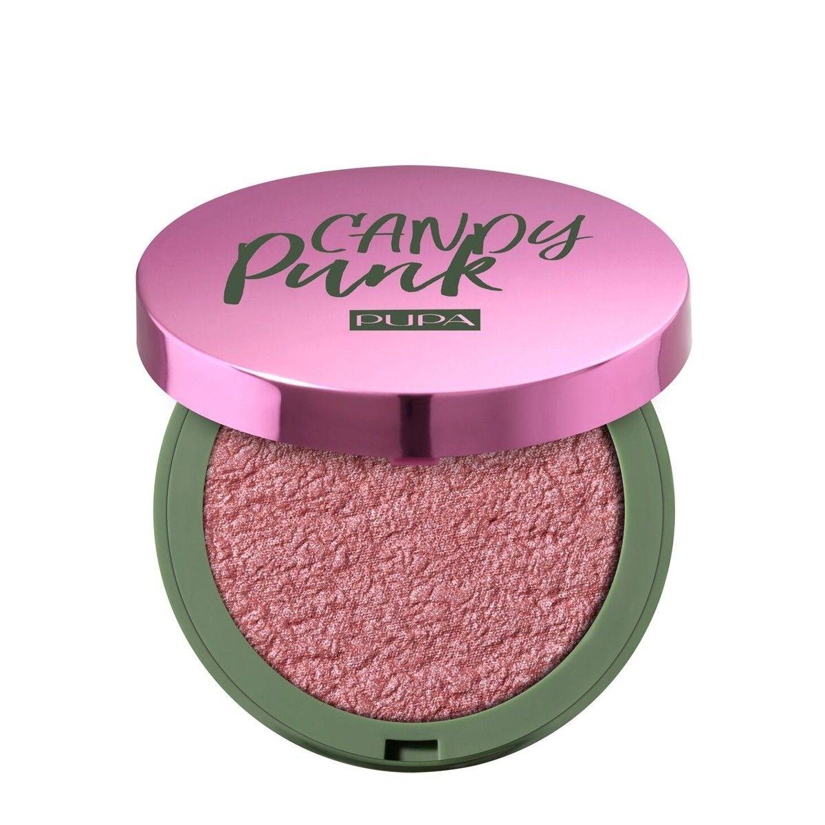 Pupa Candy Punk Blush 001 Dirty Rose