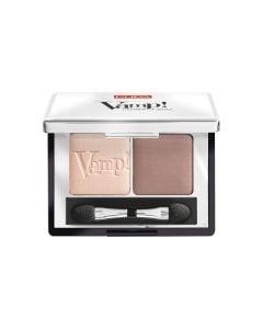 Pupa Vamp! Compact Duo Eyeshadow 005 Milk Chocolate