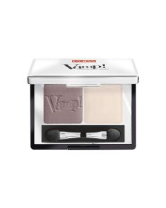 Pupa Vamp! Compact Duo Eyeshadow 006 Brown Vanilla