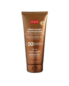 Pupa Multifunction Sunscreen Cream Spf 50 200 Ml
