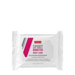 Pupa Sport Addicted Body Care Deodorant Wipes